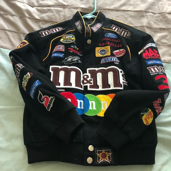 Race Car Jackets >> Jackets Coats Nwot Kids Race Car Jacket Poshmark